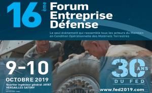 Merci de votre présence au FED 2019
